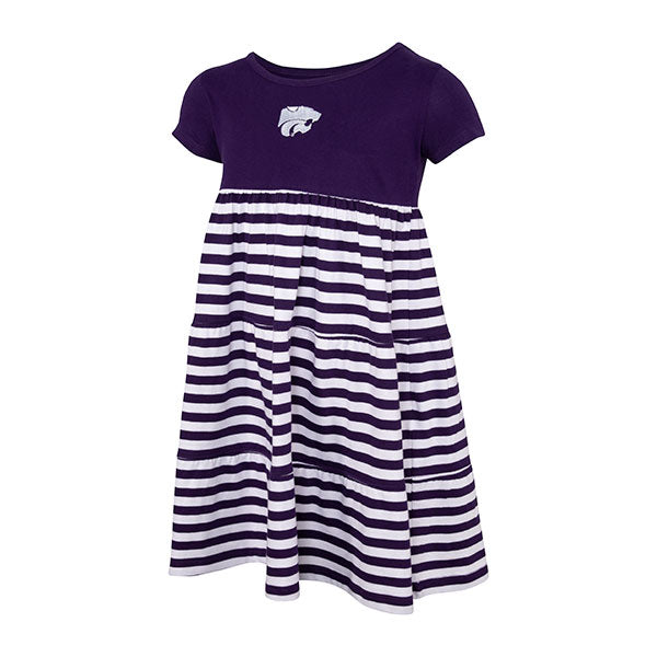 Kansas State Wildcats Youth Girls Liza Dress - 2007557