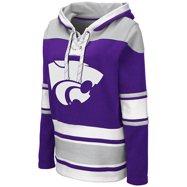 Kansas State Wildcats Women's Choo Hockey Sweatshirt - 2007573