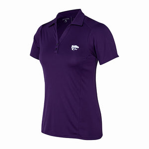 Kansas State Wildcats Antigua Women's Tribute Polo - 2007629