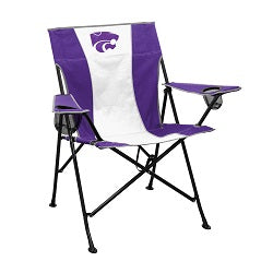 Kansas State Wildcats Pregame Large Tailgate Chair - 2007666