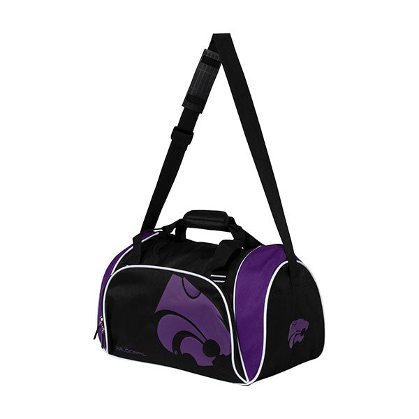 Kansas State Wildcats Locker Duffel Bag - 2007675