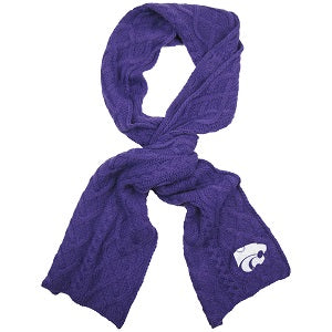 Kansas State Wildcats Team Cable Scarf - 2007738