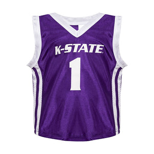 Kansas State Wildcats Toddler Basketball Jersey - 2007755