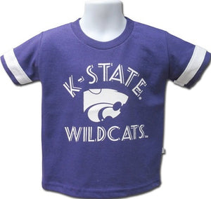 Kansas State Wildcats Toddler Sleeve Stripes T-Shirt - 2007803