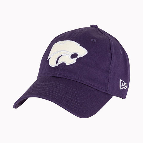 Kansas State Wildcats New Era Purple Women's Team Glisten Hat - 2007825