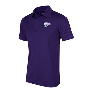 Kansas State Wildcats Value Powercat Polo - 2007847