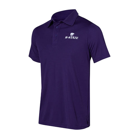 Kansas State Wildcats Value Wordmark Polo - 2007848