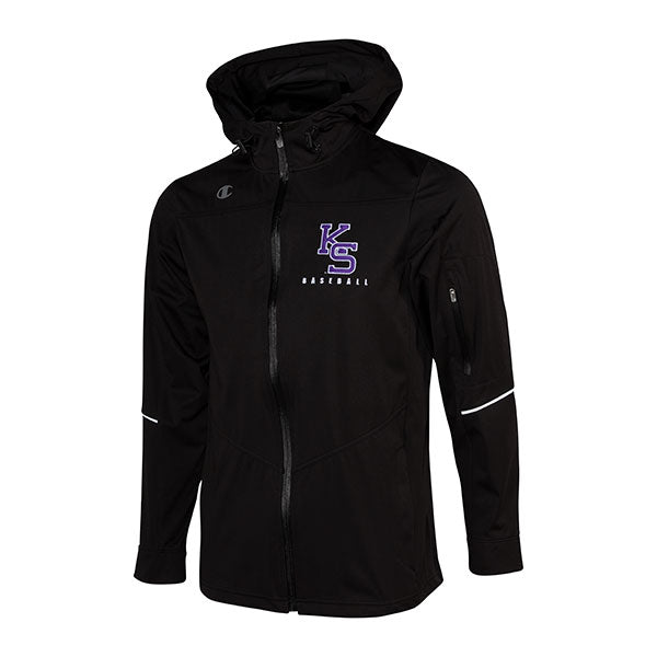 Kansas State Wildcats Champion Softshell Jacket - 2007862
