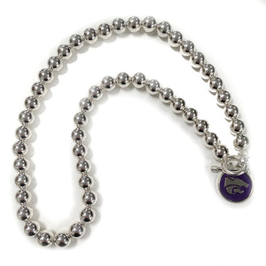 Kansas State Wildcats Society Necklace - 2007870