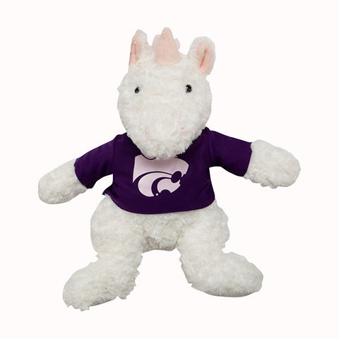 Kansas State Wildcats Unicorn Plush Cuddle Buddy - 2007914