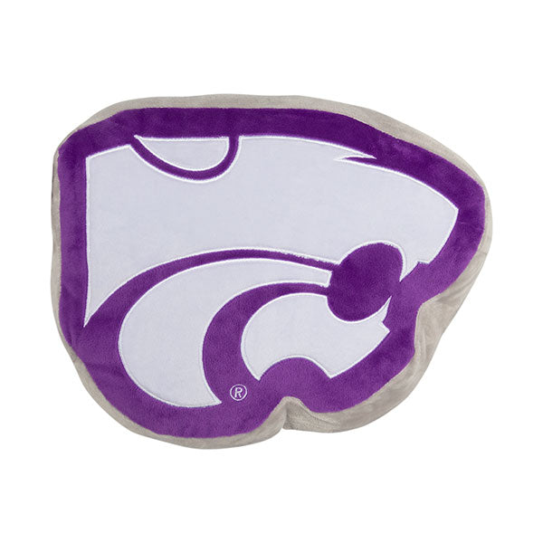 Kansas State Wildcats Powercat Plush Pillow - 2007917