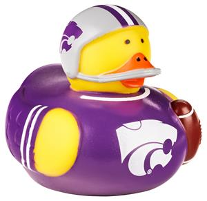 "Kansas State Wildcats 4"" Rubber Duck - 2007939"