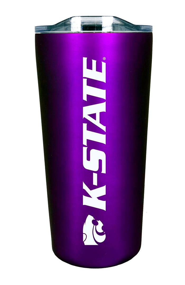 Kansas State Wildcats 18oz Soft Touch Tumbler - 2007976