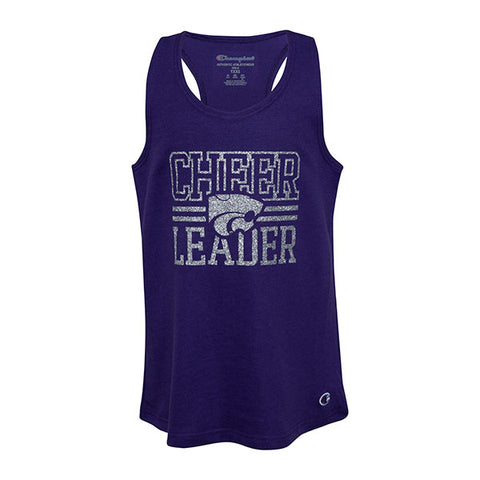 Kansas State Wildcats Champion Girls Essential Racerback Tank - 2007994