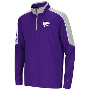 Kansas State Wildcats Youth Bunsen Lightweight Windshirt - 2008015