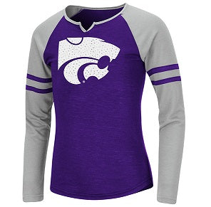 Kansas State Wildcats Girls Any Long Sleeve T-Shirt - 2008020