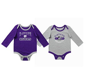 Kansas State Wildcats Infant 2 Pack Onesie - 2008028