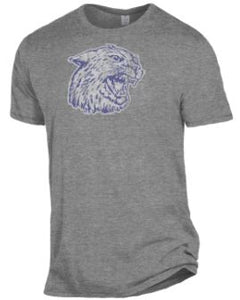 Kansas State Wildcats Wabash Collection Keeper Shaggy Wildcat Mascot T-Shirt - 2008082