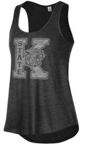 Kansas State Wildcats Wabash Collection Women's Backstage Tank - 2008086