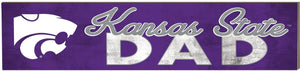 Kansas State Wildcats Dad Table Top Sign - 2008110