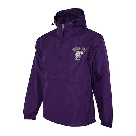 Kansas State Wildcats Champion Wabash Pack N Go Pullover Jacket - 2008130