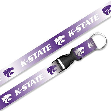 Kansas State Wildcats Sublimated Lanyard - 2008156