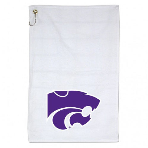 Kansas State Wildcats White Golf Towel - 2008250