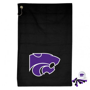 Kansas State Wildcats Golf Pro Towel Gift Pack - 2008251
