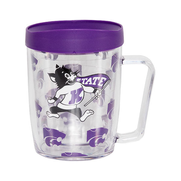 Kansas State Wildcats 18oz Monday Coffee Tumbler - 2008254