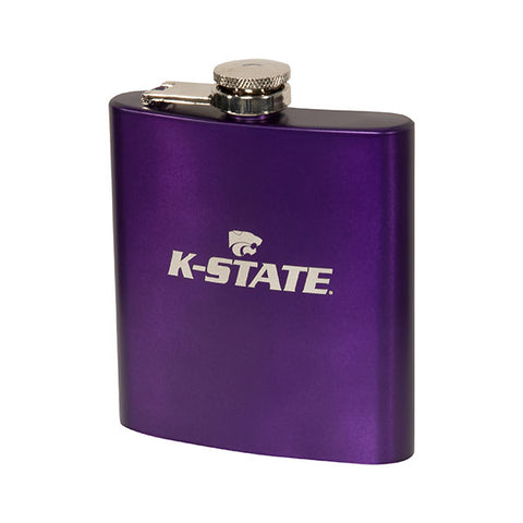 Kansas State Wildcats 6oz Old Fashioned Flask - 2008256