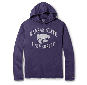 Kansas State Wildcats All American Hooded Pullover T-Shirt - 2008279