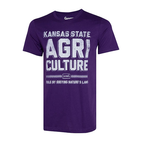Kansas State Wildcats Case IH Co-Branded Agriculture T-Shirt - 2008327