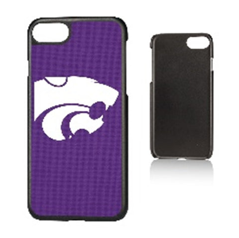 Kansas State Wildcats Solid Purple iPhone Case - 2008346