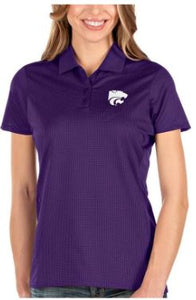Kansas State Wildcats Womens Balance Polo - 2008410