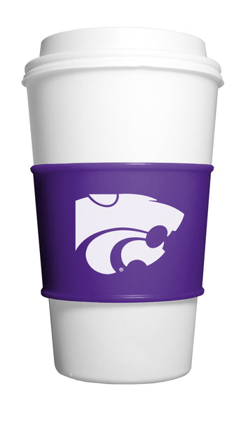 Kansas State Wildcats Team Gripz Cup Sleeve - 2008413