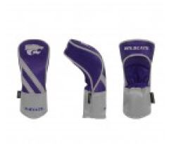 Kansas State Wildcats Hybrid Golf Headcover - 2008446