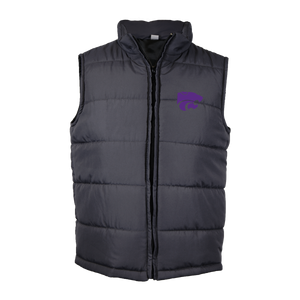 Kansas State Wildcats Youth Taylor Puffer Vest - 2008630