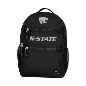 Kansas State Wildcats Nike Heat Backpack Bag - 2008650