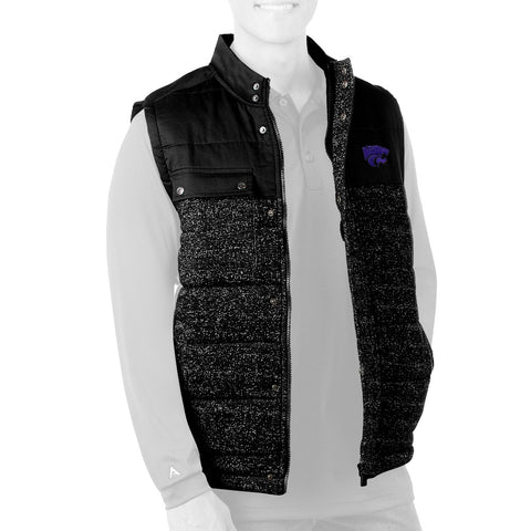 Kansas State Wildcats Men's Soar Vest - 2008667