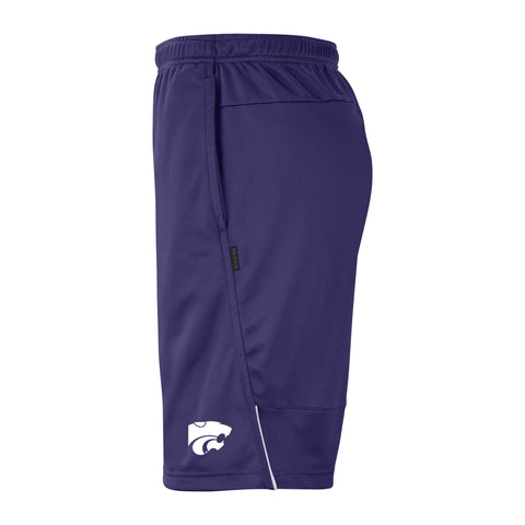 Kansas State Wildcats Nike Coaches Shorts - 2008683