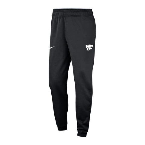 Kansas State Wildcats Nike Black Therma Jogger Pant - 2008685
