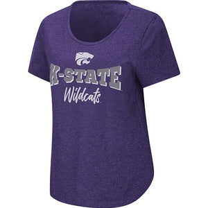 Kansas State Wildcats Women's Professor Proton T-Shirt - 2008736