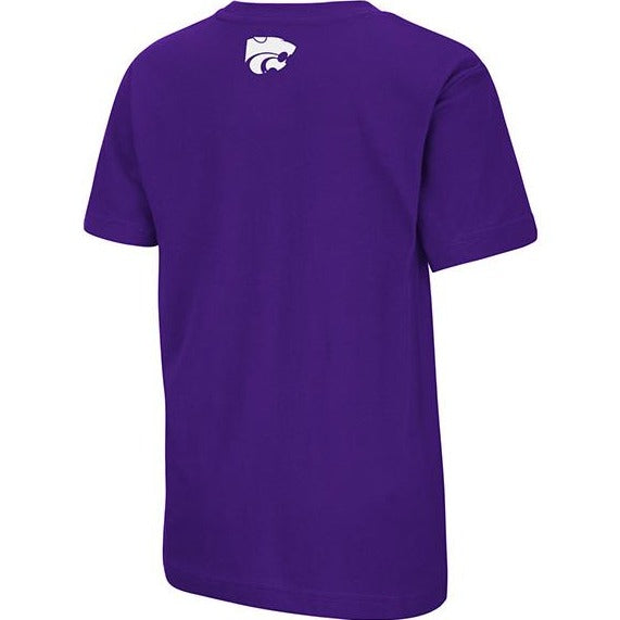 Kansas State Wildcats Youth Camping T-Shirt - 2008748