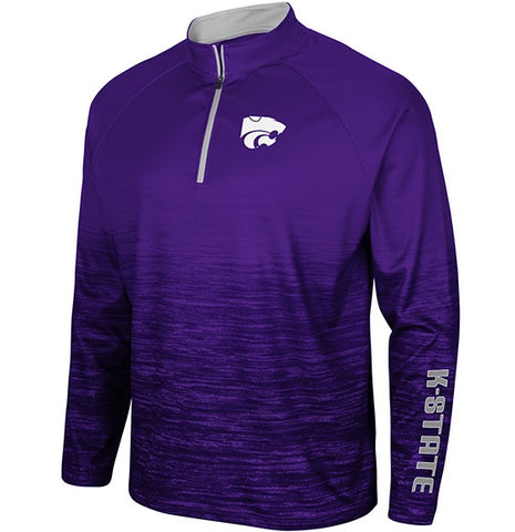 Kansas State Wildcats Revertigo 1/4 Zip Jacket - 2008773