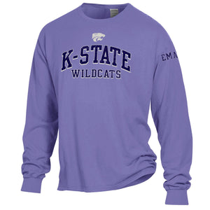 Kansas State Wildcats Comfort Wash EMAW Long Sleeve T-Shirt - 2008821