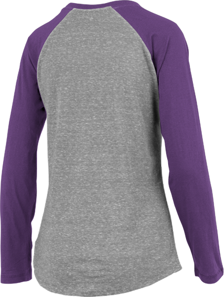 Kansas State Wildcats Women's Bentley Long Sleeve T-Shirt - 2008854