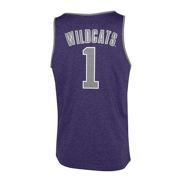 Kansas State Wildcats Men's Pistol Pete Tank Top - 2008364