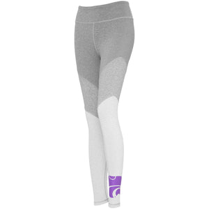 Kansas State Wildcats Women's Fade Legging - 2008873