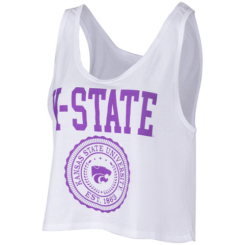 Kansas State Wildcats Women's Seal Tank - 2008878