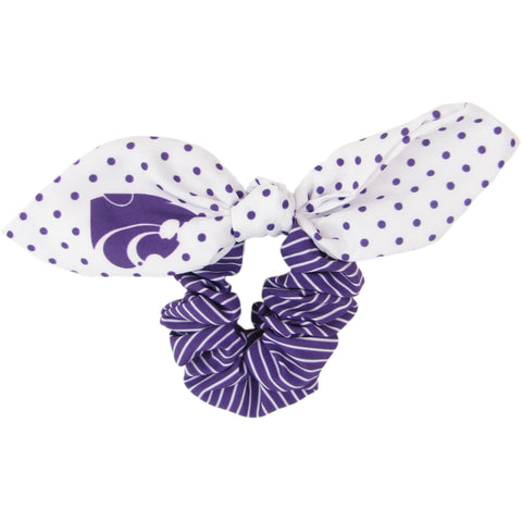 Kansas State Wildcats Polka Dot Scrunchie - 2008896